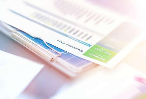 Бизнес планирование методы виды программы и анализ Фото © shutterstock
