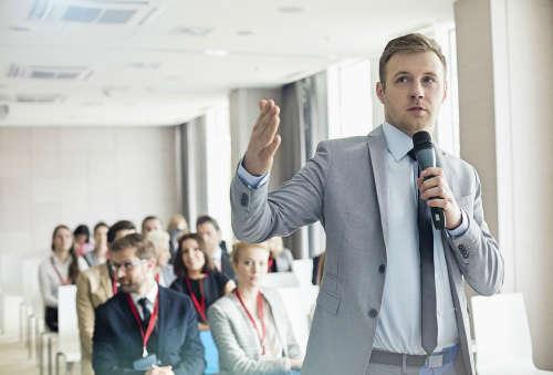 Невербальные средства в публичном выступлении