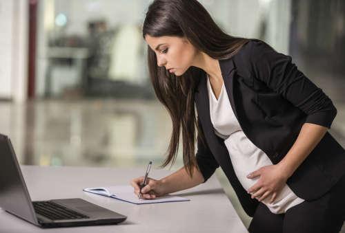 банкротство увольнение беременной женщины