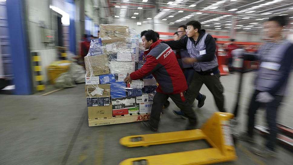 Россияне подсели на китайский интернет-шопинг