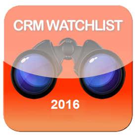 CRM-система bpm'online вновь вошла в число лидеров рейтинга CRM Watchlist 2016